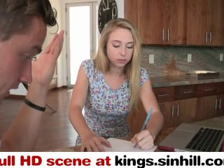 Big Tit Mom Teaches Her Cute Teen Daughter To Bang – Kings.sinhill.com | Threesome.top Porn Tube