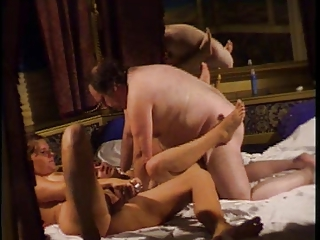 Old Fat Man's Harem | Threesome.top Porn Tube