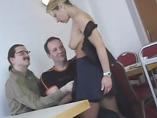 Hotel Bitch Threesome – German – Csm | Threesome.top Porn Tube