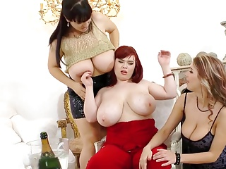 Three Sexy Big Boob Beauties!!!!!!!