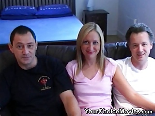 Dirty Amateur Housewife Is Fucked By 2 Guys | Threesome.top Porn Tube