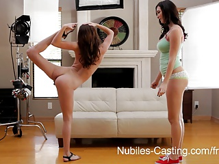 Nubiles Casting – CA Hottie Wants To Be A Pornstar