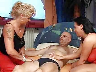 Nothing Like A Good Old Mature German Threesome | Threesome.top Porn Tube