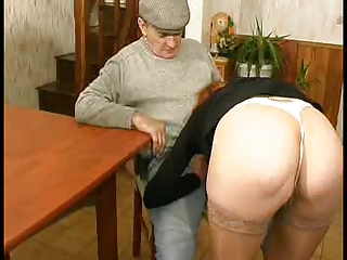 Papy And The Maid…F70