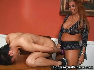 Strapon Fun! | Threesome.top Porn Tube