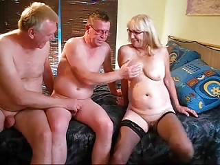Seniors I'd Love To Swing With! | Threesome.top Porn Tube