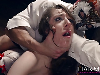Harmony Vision Samantha Bentley Loves A Rough DP | Threesome.top Porn Tube