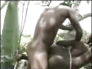 African Amateurs Threesome Outdoor | Threesome.top Porn Tube