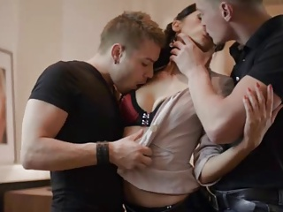 Anita In A Threesome With Two Buddies | Threesome.top Porn Tube