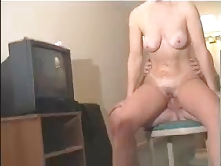 Double Pussy Creampie By Snahbrandy