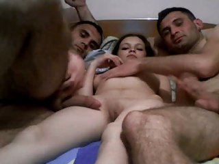 Threesome On Cam | Threesome.top Porn Tube
