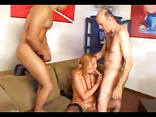 Mature Slut With Her Horny Bisex Lovers | Threesome.top Porn Tube