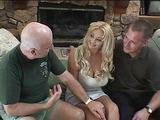 Husband Watches Wife Get BBC Dp | Threesome.top Porn Tube