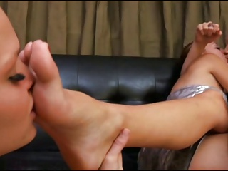 Worship Our Feet Or Lose Your Job!!!!!!!