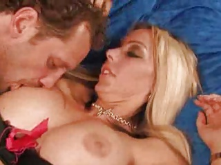 Hot Busty Blonde Brit MILF Banging On Holiday | Threesome.top Porn Tube
