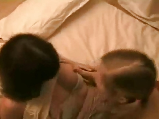 Homemade Threesome FFM – 3