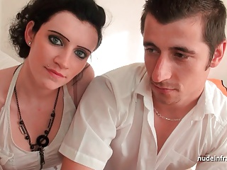 Anal Sex And Double Penetration For A Young French Couple | Threesome.top Porn Tube