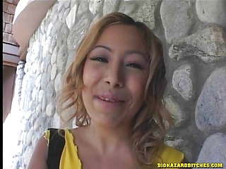 Asian Chick Getting Plastered | Threesome.top Porn Tube