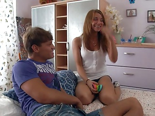Cute Russian 18y Threesome Anal | Threesome.top Porn Tube