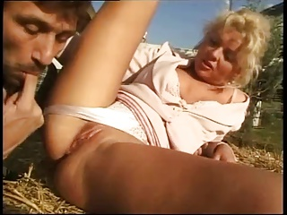 Lady Caught By Farmers…F70