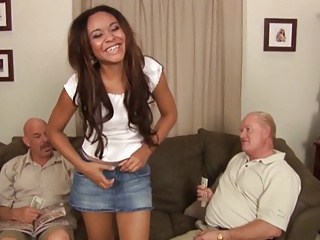 Sluts Fuck Old Dudes For Cash – Part 2
