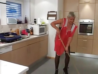 Kinky And Horny Grannies Fucking Perfectly