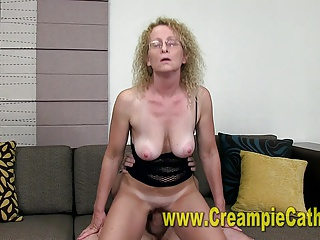 Creampie Cathy – Sloppy Double Creampie | Threesome.top Porn Tube