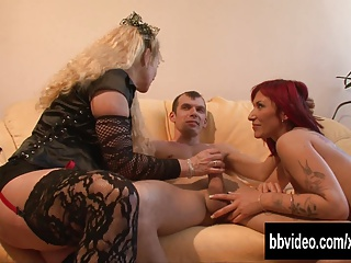 Young Couple Fucking For A Horny German Milf | Threesome.top Porn Tube