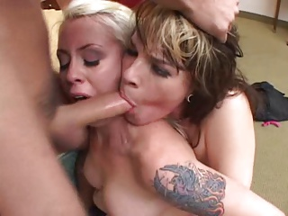 Mouth To Mouth – Dana Dearmond And Lorelei Lee | Threesome.top Porn Tube