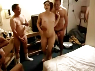 Amateur Foursome  50 Brunette   Threesome.top Porn Tube