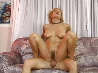 German MILF Kerstin Nieman- Bostero | Threesome.top Porn Tube