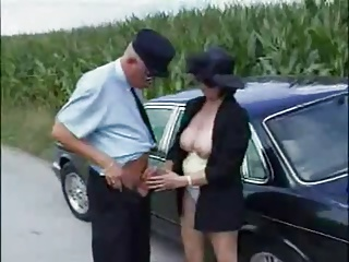 German Mature Outdoor | Threesome.top Porn Tube