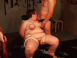 BBW Threesome BDSM | Threesome.top Porn Tube