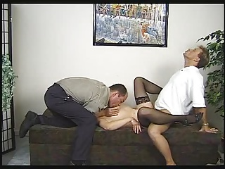 Mature With Two Guys | Threesome.top Porn Tube