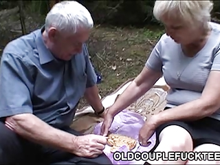 Not Too Old To Fuck 'em Both | Threesome.top Porn Tube