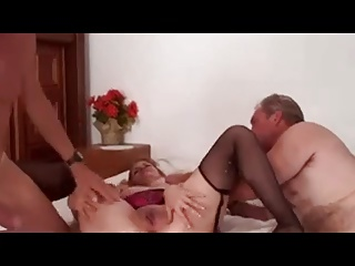 Older Couple In Bi Kinky Fun | Threesome.top Porn Tube