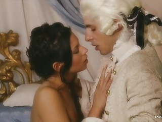 18th Century Themed Mmf Threesome | Threesome.top Porn Tube