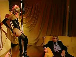 Brigitta Kocsis Latex Italian Scene | Threesome.top Porn Tube