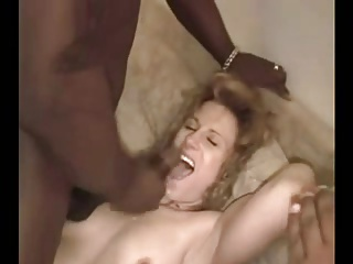 Amateur – Mature Redhead BBC MMF Threesome Pie & Facials | Threesome.top Porn Tube