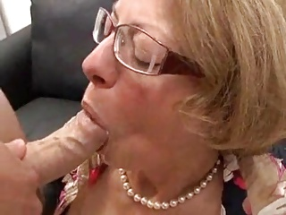 Granny Get Fucked – 22 | Threesome.top Porn Tube