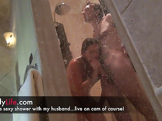 Threesome With Amateur Milf And Housewife Emily | Threesome.top Porn Tube