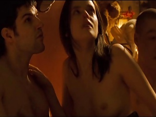 Roxane Mesquida – Sheitan (Threesome Erotic Scene) MFM | Threesome.top Porn Tube