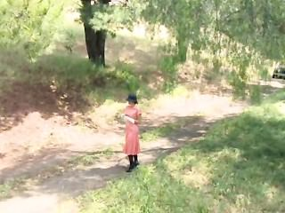 Sexy Threesome In The Countryside | Threesome.top Porn Tube
