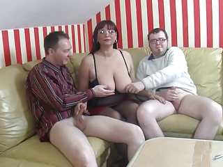 Die Sex Therapeutin 01 | Threesome.top Porn Tube