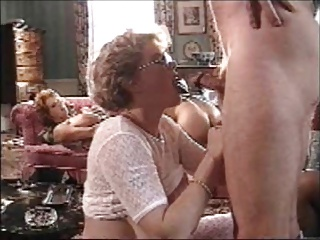 Lucky Guy Having Sex With Two Busty Moms By TROC   Threesome.top Porn Tube