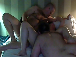 Filming My Wife Fucking A Friend | Threesome.top Porn Tube