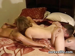 First Time Threesome With Tania | Threesome.top Porn Tube
