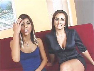 Mother Like Daughter #13 Part 01 | Threesome.top Porn Tube