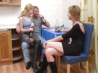 Tied Up To Fuck Two Hot Teen Girls! | Threesome.top Porn Tube