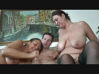 German Gerda In A Another 3some | Threesome.top Porn Tube